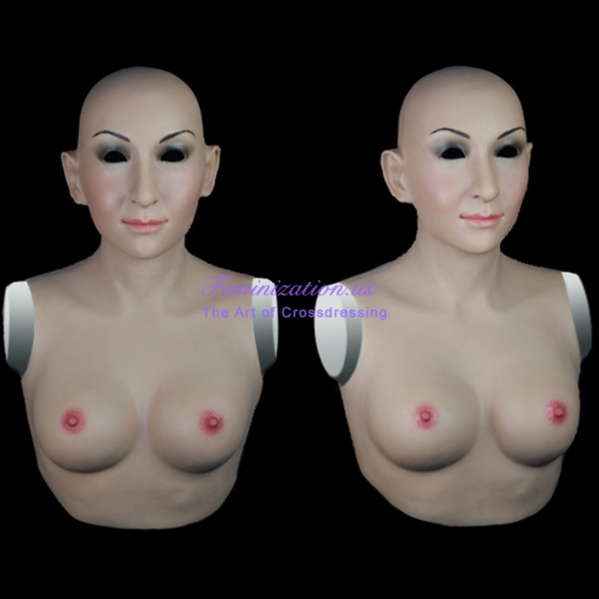 FEMASK BREAST PLATE